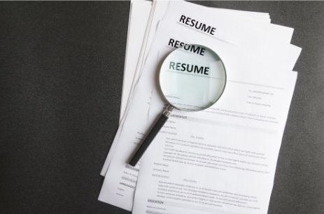CV Writing in France